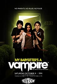 My Babysitter's a Vampire Poster