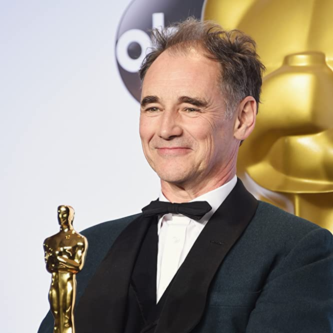 Mark Rylance at an event for The 88th Annual Academy Awards (2016)