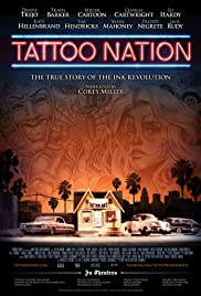 Tattoo Nation (2013) Poster - Movie Forum, Cast, Reviews