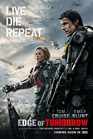 Picture of Edge Of Tomorrow