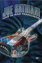 Image of Joe Satriani: Live in San Francisco