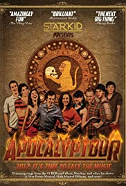 Apocalyptour Live Poster
