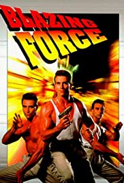 Blazing Force Poster