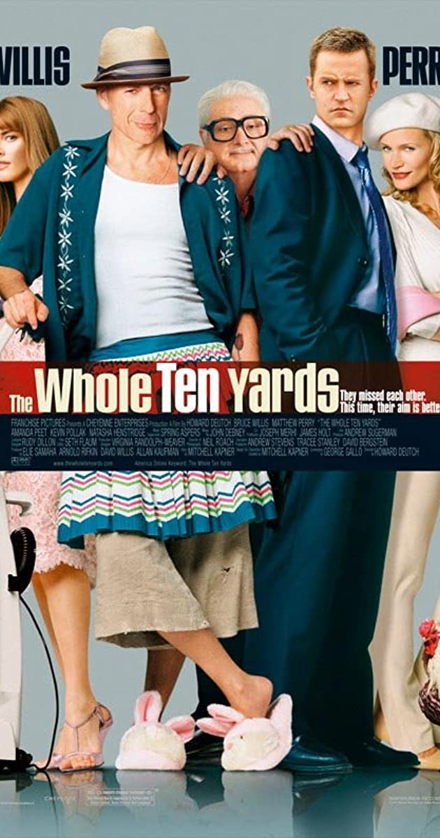 Dešimt jardų / The Whole Ten Yards (2004) Online