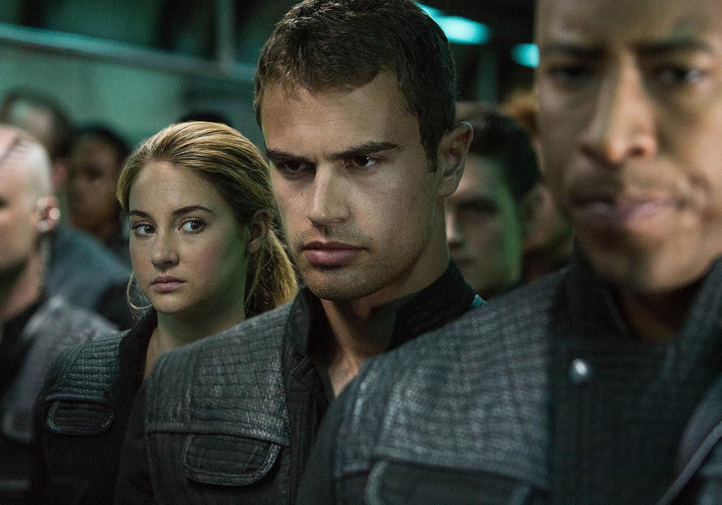 """""""Divergente"""" irá se tornar série de TV - mas sem o elenco original"""
