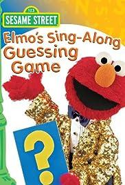 Sesame Street: Elmo's Sing-Along Guessing Game Poster