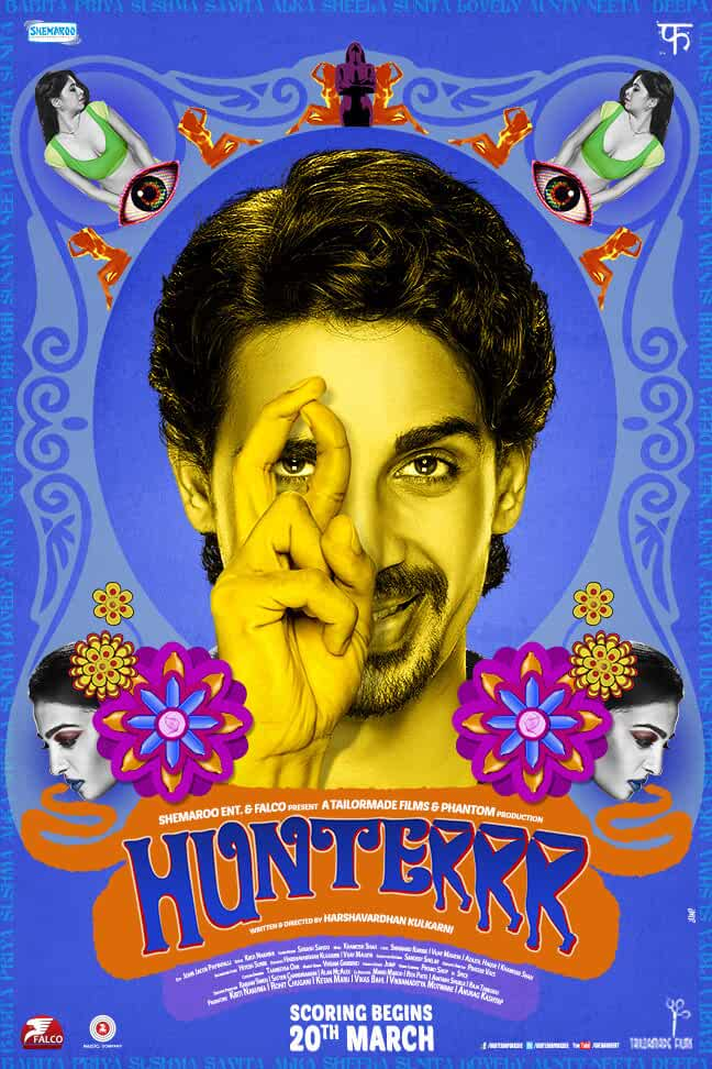 Hunterrr 2015 Full Hindi Movie 720p WEB-DL full movie watch online freee download at movies365.cc