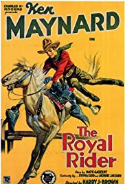 The Royal Rider Poster