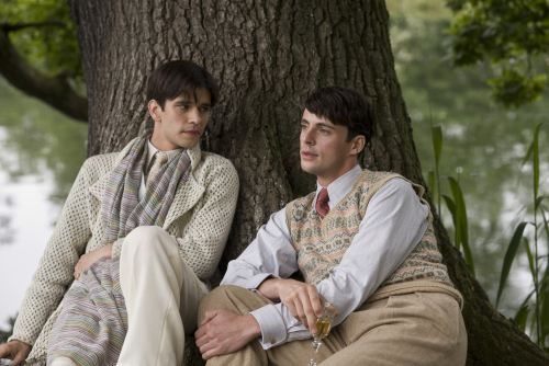 Matthew Goode and Ben Whishaw in Brideshead Revisited (2008)