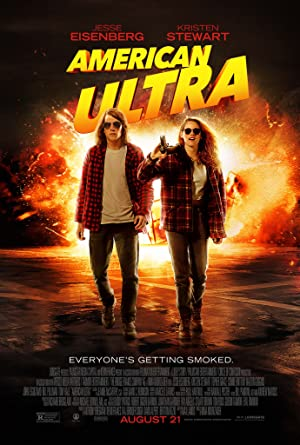 American Ultra poster