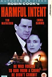 Harmful Intent Poster