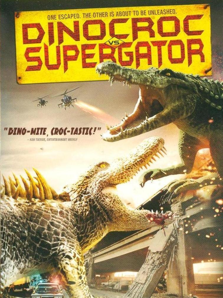 image Dinocroc vs. Supergator (2010) (TV) Watch Full Movie Free Online