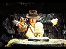 Indiana Jones and the Raiders of the Lost Ark: All Four on Blu-Ray