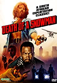Death of a Snowman Poster