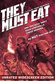 They Must Eat Poster