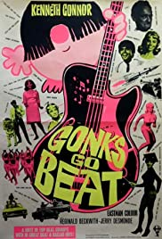 Gonks Go Beat Poster