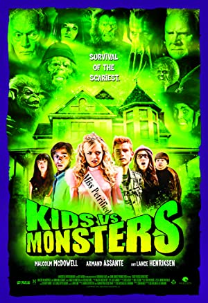 Kids vs Monsters (2015) Download on Vidmate