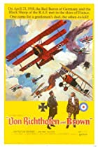 Von Richthofen and Brown (1971) Poster