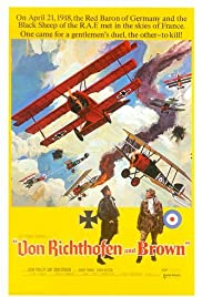 Von Richthofen and Brown Poster