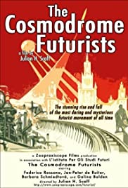 The Cosmodrome Futurists Poster