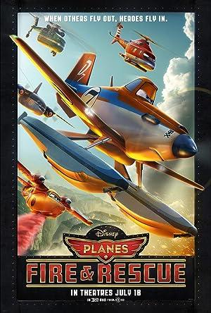 Poster Planes 2 - Immer im Einsatz