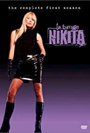 La Femme Nikita Poster - TV Show Forum, Cast, Reviews