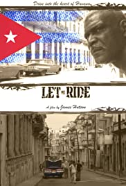 Let Me Ride Poster
