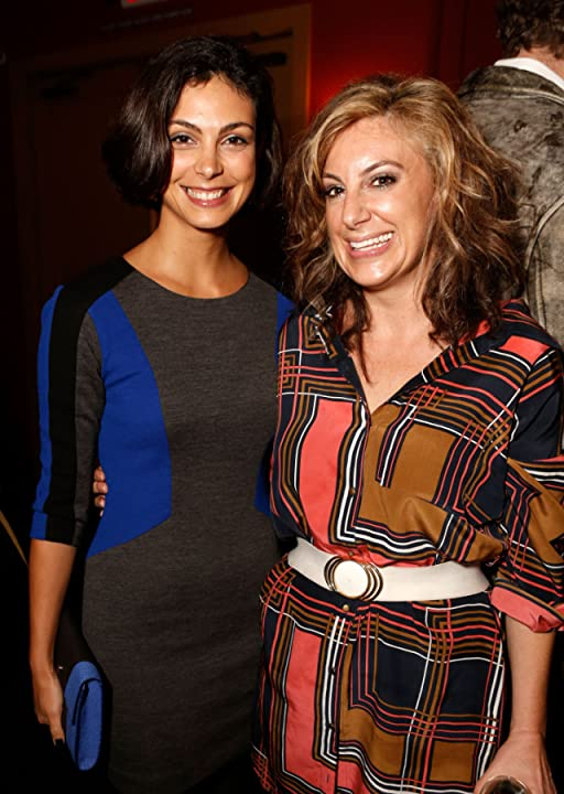 Kirsten Smith and Morena Baccarin at an event for Arbitrage (2012)