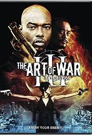 The Art of War III: Retribution(2009) Poster - Movie Forum, Cast, Reviews