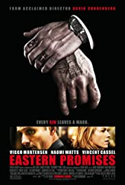 Eastern Promises (2007) Poster - Movie Forum, Cast, Reviews