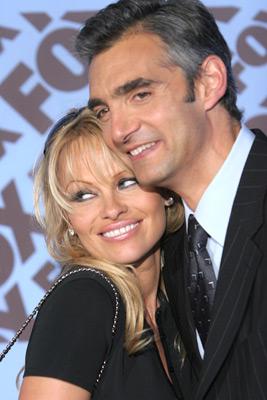 Pamela Anderson and Peter Liguori