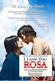 I Love You Rosa Poster