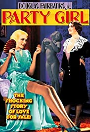Party Girl (1930) Poster - Movie Forum, Cast, Reviews