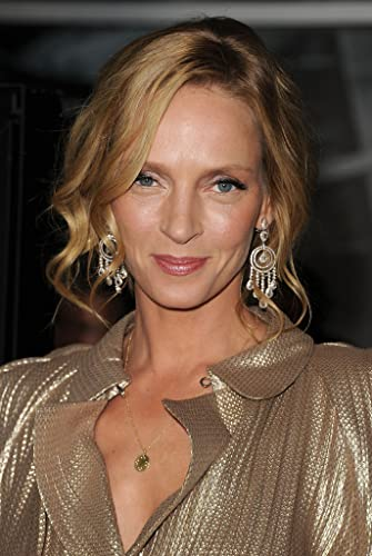 Uma Thurman Uma Thurman About