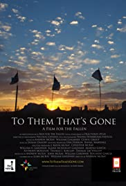 To Them That's Gone Poster