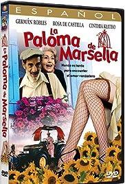 La paloma de Marsella Poster