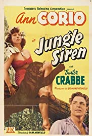 Jungle Siren Poster