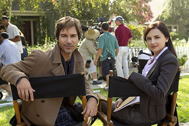 Rachael Leigh Cook and Eric McCormack in Perception (2012)