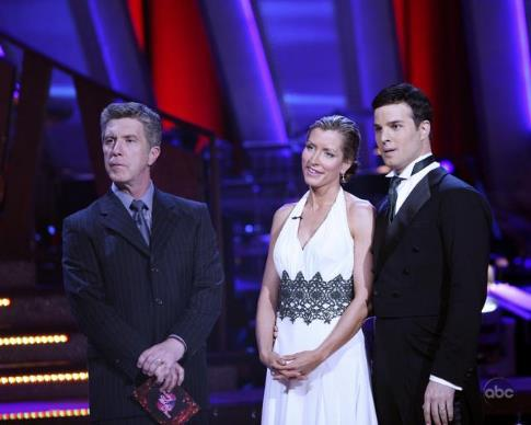 Heather Mills in Dancing with the Stars (2005)