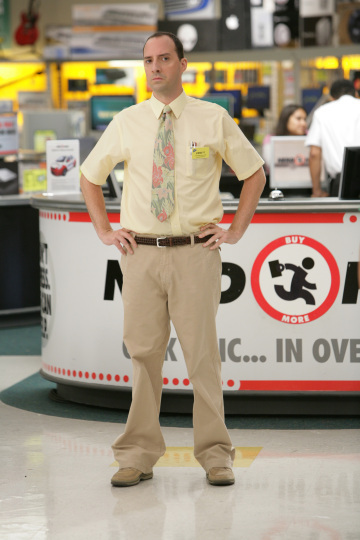 Tony Hale in Chuck (2007)