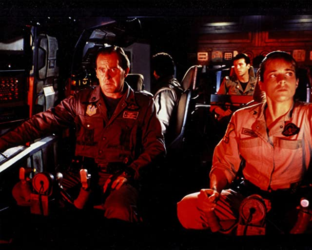 Tim Dunigan, Peter MacNeill, and Jessica Steen in Captain Power and the Soldiers of the Future (1987)