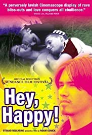 Hey, Happy! (2001) Poster - Movie Forum, Cast, Reviews