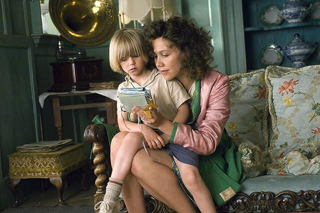 Maggie Gyllenhaal and Oscar Steer in Nanny McPhee Returns (2010)