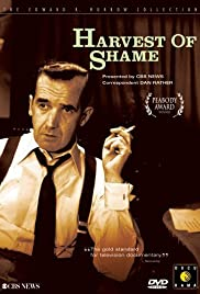 Harvest of Shame Poster