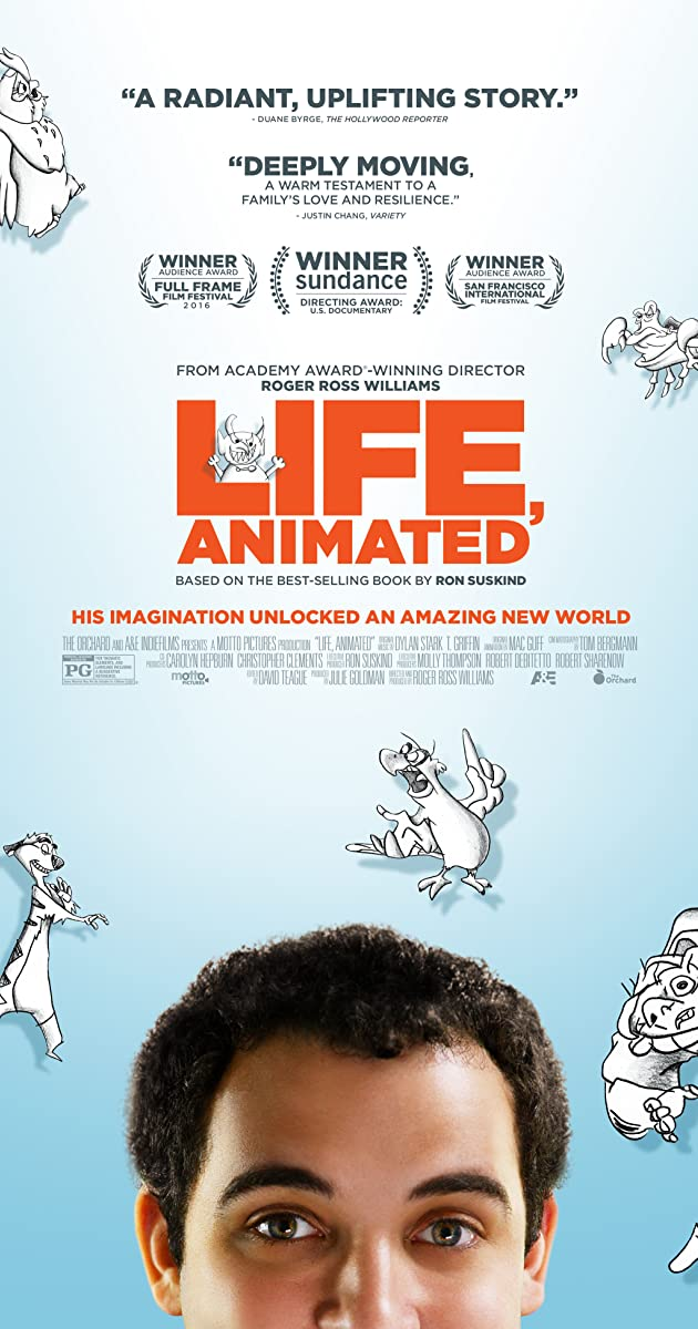 Life Animated 2016