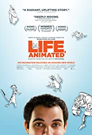 Life, Animated (2016) Poster - Movie Forum, Cast, Reviews