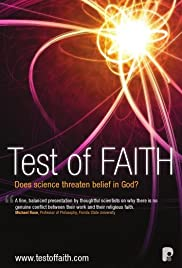 Test of FAITH: Does Science Threaten Belief in God? Poster