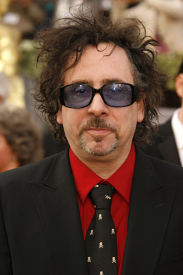 Tim Burton at The 78th Annual Academy Awards (2006)