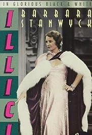 Illicit(1931) Poster - Movie Forum, Cast, Reviews