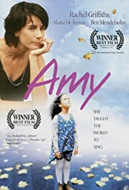 Amy (1997) Poster - Movie Forum, Cast, Reviews